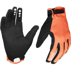 POC Resistance Enduro Adjustable Gloves zink orange